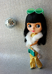 Blythe Goldie (all gold in one)