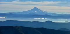 Mount Hood seen from Silver Star. (kepPNW) Tags: panorama mthood silverstarhike