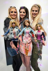 Barbie Style Spring 2014 (ShuiiMedina) Tags: life real toy spring dolls barbie style fair international 2014