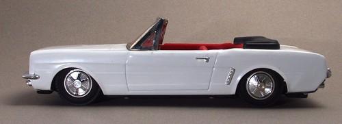 MF Mustang tinplate