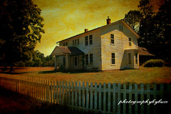 Old Farm House (rikki500) Tags: ohio canon village farm cleveland amish textures farms hale historicbuildings countrylandscapes countryfarms farmhomes photographybybuzz