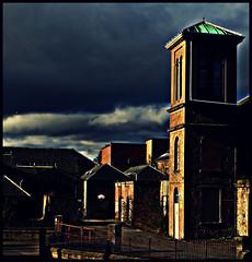 The Old Mill (EXPLORE) (ronramstew) Tags: dereliction mill old forfar angus scotland southstreet canonixus510hs jute textile mygearandme calendar