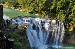Tw Trip 25 Dec - 4 Jan 2014_1281 (xiaowei87) Tags: water waterfall taiwan tw shifen     shifenwaterfall