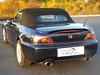 08 Honda S2000 Akustik-Luxus-Verdeckes mit Glasheckscheibe von CK-Cabrio dbs 06