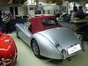 Jaguar XK 120 OTS individuelles Verdeck für dieses Fahrzeug mit nicht originalen Umbauten von CK-Cabrio