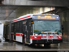 Toronto Transit Commission #9016 (vb5215's Transportation Gallery) Tags: toronto bus nova ttc transit commission artic lfs 2013