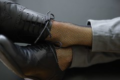 Feet and shoe (osto) Tags: woman feet denmark foot shoe europa europe sony zealand tina stocking scandinavia danmark slt a77 sjlland osto alpha77 osto april2014