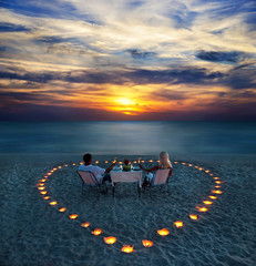 Secluded and romantic dinner beachfront (Holiday Villas) Tags: beachfront secluded romanticdinner