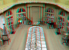 Oval-room Teylers 3D
