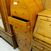 Oval 7 drawer chest