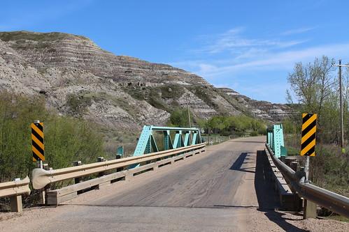 Eleven Bridges of Wayne – Bridge No. 7 (Wayne, Alberta)