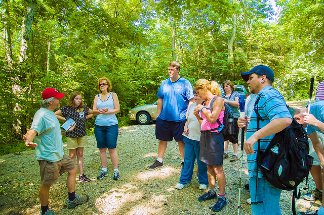 American Council of the Blind Ecotour - July 18, 2015
