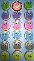Biscoitinhos Amanteigados Decorados Artesanalmente (Delícias D'Suzy) Tags: cookies cookie corujas galletas festainfantil lembrancinha feitoamao biscoitosamanteigados galletasdecoradas lembrancinhamaternidade sugararts corujinhas bolachasdecoradas biscoitosdecorados biscoitosartesanais comprodequemfaz cookiesrecife deliciasdesuzy