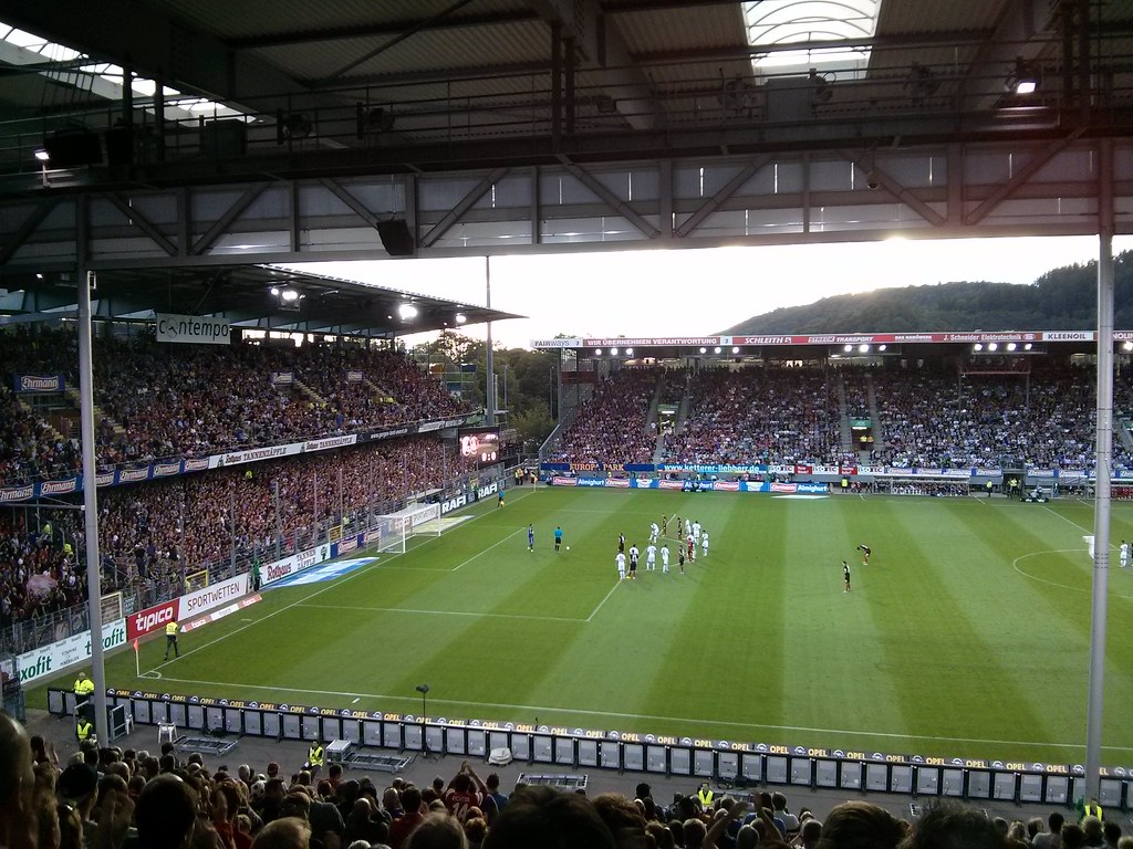FCN: The World's Best Photos Of Fcn And Stadion