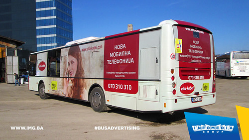 Info Media Group - Elta-Kabel, BUS Outdoor Advertising, Banja Luka 05-2015 (2)