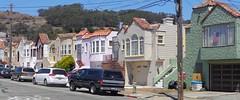 Peninsula Avenue (sftrajan) Tags: sanfrancisco streetscape stucco subdivision littlehollywood lathropavenue interwararchitecture peninsulaavenue crockerestatecompany crockerbayshoretract