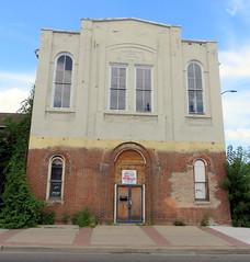 Oddfellows Hall, Streetsville (Sean_Marshall) Tags: ontario mississauga streetsville