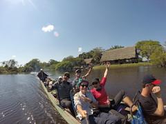 Photo de 14h - Dans la Pampa avec Anaïs et Maxime (Bolivie) - 01.08.2014