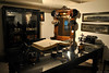 El escritorio del banquero / Banker's desk (Javiera C) Tags: santiago chile museum museo exhibición exhibition antiguo old banco bank collection colección oficina office escritorio desk