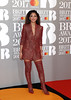 Nicole Scherzinger attends The BRIT Awards 2017 at The O2 Arena on February 22, 2017 in London, England. (Photo by John Phillips/Getty Images)