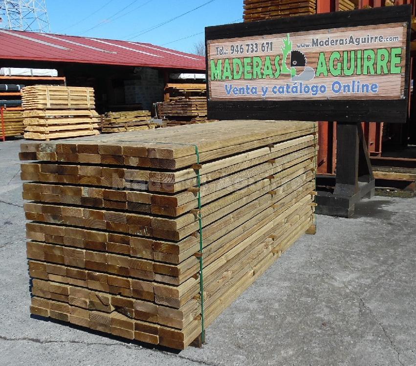 EcoTabla Pino R4 2500x150x50