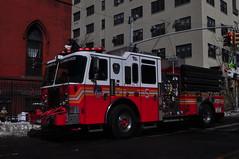 FDNY Engine 5 (Triborough) Tags: ny nyc newyork newyorkcity newyorkcounty manhattan greenwichvillage eastvillage fdny newyorkcityfiredepartment firetruck fireengine engine engine5