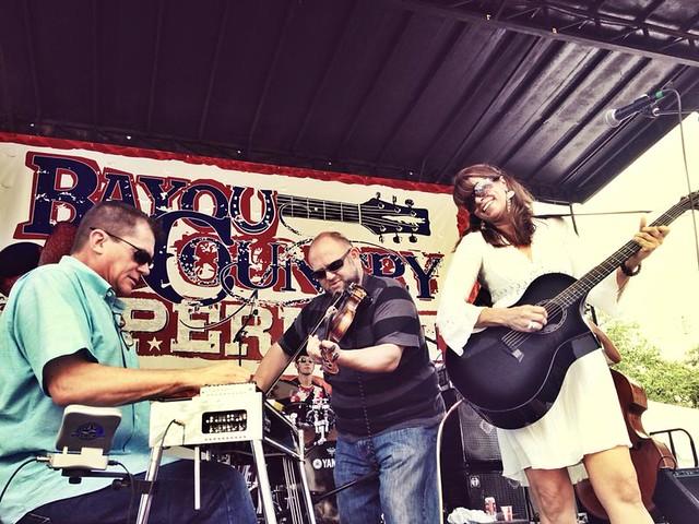Bayou Country Super Fest