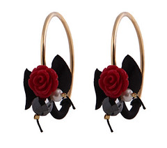 handmade silver earrings- χειροποίητα ασημένια σκουλαρίκια (Theodora's Jewellery) Tags: wood flower fashion coral silver shopping greek gold heart jewelry pins pearls jewellery rings gift joker accessories bracelets swarovski earrings necklaces designers gemstones pendants enamel semiprecious jewelrystore onlineshopping fashionjewelry handmadejewelry silverjewelry handcraftedjewellery womenjewelry kosmimata xeiropoihta