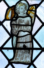 angel with instruments of the passion  (15th Century) (Simon_K) Tags: nethergate saxlingham