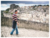 Postcards from Matera - #04 (Francesco Agresti  www.francescoagresti.com) Tags: street travel italy color fuji superia south streetphotography streetlife basilicata fujifilm streetphoto matera viaggio stree southitaly juststreetphotography simulatedfilm francescoagresti fujix10 s8un3no frankies8un3no francescoagresticom