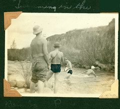 kozer_swimming_in_the_bamban (American Defenders of Bataan and Corregidor) Tags: war wwii prisoners