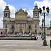 La Cattedrale nella plaza costitucional