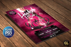 Hookah Flyer Template (grandelelo) Tags: party bar club night poster flyer smoke lounge cigar nightclub arab nights cigars hop rap arabian reggae rasta template tabaco hookah hiphip