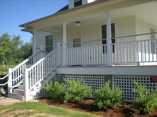 Photo - Valmont Farmhouse - Front Porch