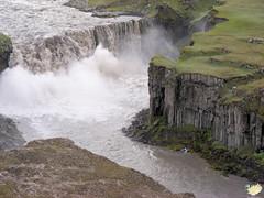 Islandia. Hafragilsfoss. (escandio) Tags: waterfall islandia 2009 catarata hafragilsfoss scislandia islandiacatarata