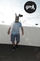 fraktal (-grell streetwear-) Tags: fashion switzerland screenprint mask tshirt bern tee streetwear graphicshirt grell grellstreetwear