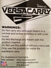 "VersaCarry Holster Warning • <a style=""font-size:0.8em;"" href=""http://www.flickr.com/photos/37858602@N07/9405798130/"" target=""_blank"">View on Flickr</a>"