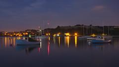 Still (jedlangdon) Tags: longexposure bridge water reflections boats lights still nikon cornwall plymouth tokina devon slowshutter brunel saltash tamarbridge nikond7000
