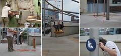 City Swing #4 (urbanshit) Tags: streetart playground hamburg swing guerilla hafencity spielplatz schaukel urbanintervention urbanshit