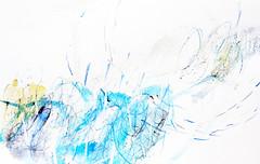 Stage 3: Rainy (2013)Water colour on watson paper 300g, coloured pencil 208x133mm (mayakonakamura) Tags: abstract painting tokyo sound watercolour nakamura mayako ptp tomotsugu penciltreeproject