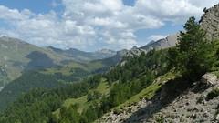 Le Mont Viso depuis la descente du col des Estronques, Saint-Vran, Queyras, Hautes-Alpes (Marc Pquignot) Tags: col viso queyras hautesalpes montviso saintvran coldesestronques estronques