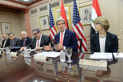 Secretary Kerry Delivers Remarks at the Fourth Meeting of the U.S.-Iraq Political and Diplomatic Joint Coordination Committee (U.S. Department of State) Tags: iraq johnkerry hoshyarzebari