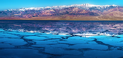 BADWATER BASIN - Death Valley Panorama (JimBoots) Tags: