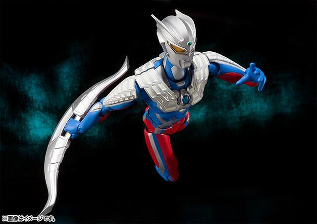 ULTRA-ACT 超人力霸王 Zero
