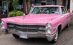 1965 Cadillac Coupe DeVille (D70) Tags: langley good times cruisein bc canada cadillac coupe pink september 9 2013 httpsyoutubewkdryjogm94 1965 deville nikon d700 2803000 mm f3556 ƒ90 400mm 1320 1000