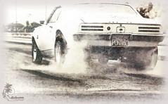 A Bird On Fire (ilandman4evr) Tags: white classic cars nikon muscle details automotive chrome firebird hotrod rod pontiac custom coupe v8 carshow hotrods carart d80 ilandman4evr