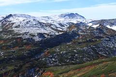 Mt. Kurodake, The Daisetsuzan Volcanic Group (satoson) Tags: mountain nature japan hokkaido mountainclimbing      daisetsuzan    100 mtkurodake canon5dmarkii ohachidaira