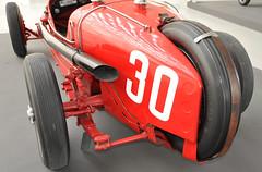 ALFA ROMEO (baffalie) Tags: auto old classic car vintage torino italia voiture course coche ancienne