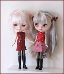 Rosaleen and Ursula-la