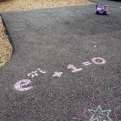 Playground Math (spanaut) Tags: playground lexington math euler